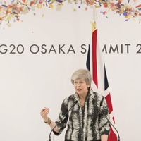 World leaders at odds at the G20 summit as May pushes for climate change action