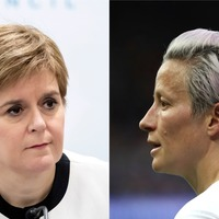 Nicola Sturgeon defends 'awesome' Megan Rapinoe in spat with Piers Morgan