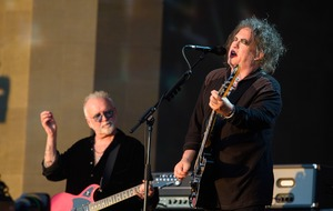 The Cure to play final headline set of Glastonbury 2019