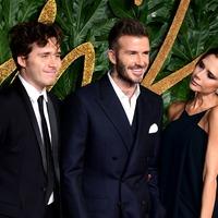 Victoria and David Beckham make Glasto trip as Brooklyn parties with Hana Cross