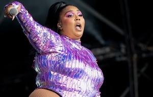Lizzo reflects on 'moment of true love' during Glastonbury set