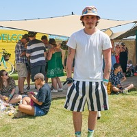 Rupert Grint and Brooklyn Beckham among celebrities at Glastonbury