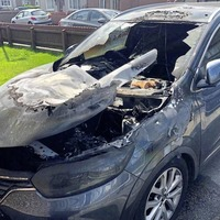 Car belonging to Sinn Féin activist in Derry set on fire