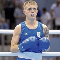 Kurt Walker on cloud nine after capturing gold for Ireland in Minsk