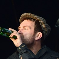 Damon Albarn urges Glastonbury crowd not to give up on politics
