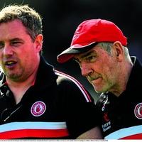 Mickey Harte defends Tyrone tactics