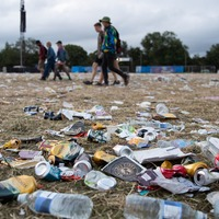 Clear-up operation begins as Glastonbury 2019 ends