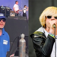 Singing Glastonbury security guard invited to Charlatans gig after viral stardom
