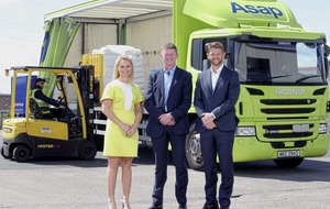 Freight company opens new premises to support continued growth