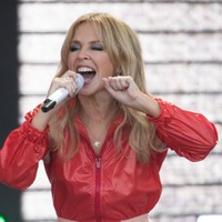 Kylie Minogue on course for number one album after Glastonbury performance
