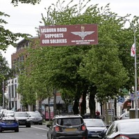 Belfast City Council backs calls to remove paramilitary banners