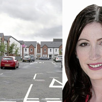 DUP's Emma Little-Pengelly silent over UVF flags in constituency's shared housing development