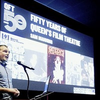 QFT50 exhibition hits the road with Libraries NI