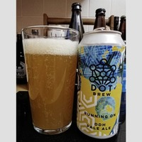Craft Beer: Joined-up thinking from DOT with Running On and Straight Up