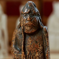 Missing Lewis Chessmen piece bought for £5 sells for £735,000 at auction