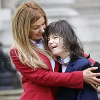 Charlotte Caldwell expresses new hope that a resolution is in sight over access to medicinal cannabis for severely epileptic son Billy