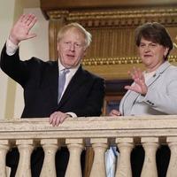 Boris Johnson declines to commit to proposed bridge between Northern Ireland and Scotland