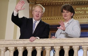 Letters to the editor: If Arlene had respect for people of north she would send Boris packing