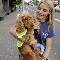 Elaine and dog Lucy to trek from Belfast to Donegal to raise dementia awareness