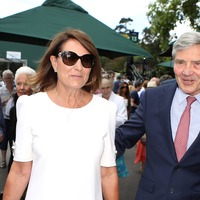 Kate's parents joined by celebs in Royal Box at Wimbledon