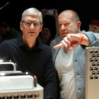 Apple boss disputes reported tensions leading to Jony Ive's exit