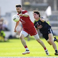 Tyrone's return to running game about being flexible: Mattie Donnelly