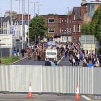 Boy stabbed and two others injured ahead of Somme parade
