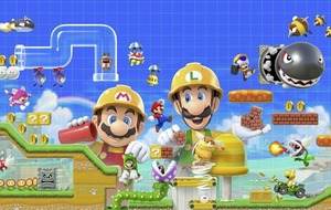 Games: Nintendo's Mario Maker 2 a platform for creating fiendishly hard new worlds