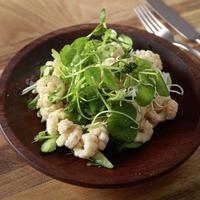 James Street Cookery School: Breaded squid with noodle salad, Vietnamese rice paper rolls