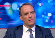 Dominic Raab ridiculed over pronunciation of 'Larne'