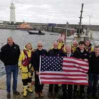 American couple donates $74,000 to Bangor and Donaghadee lifeboat stations