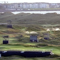 Golf writer claims marching bands event during Open in Portrush 'horrendously embarrassing'