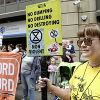 Campaigners say `no drilling' in west Belfast