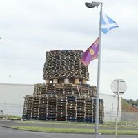Opinion: Bonfires and flags cause avoidable tensions
