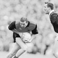 Back in the day - Pete McGrath may look to Ross Carr to drive Down forward - The Irish News, July 6 1999