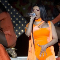 Cardi B asks for wig back after throwing it into crowd at Wireless