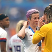 Trump reminded about Rapinoe tweet after United States World Cup success