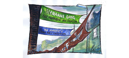 No amnesty Glenanne Gang