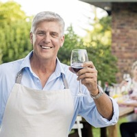 Can red wine help ward off prostate cancer?