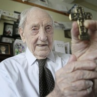 West Belfast man awarded medal by the Pope for life-long devotion to Catholic Church dies aged 103