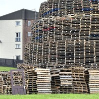 Portadown residents 'should not have to move out because of bonfire'