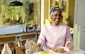 TV Quickfire: Chef Nadiya Hussain on her new BBC show Nadiya's Time To Eat