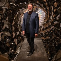 Olafur Eliasson Tate Modern exhibition pieces transported without air freight