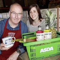 Jawbox secures gins deal with Asda