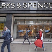M&S shop closure plans 'not finite', says chief executive