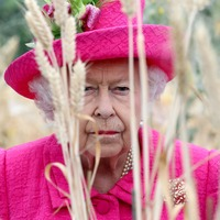 Queen insists she's not too old at 93 to plant a tree
