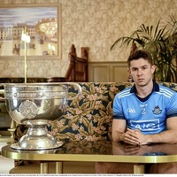 Dublin's Davy Byrne aiming to earn another medal