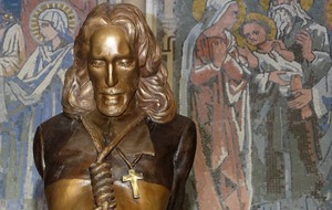 Honouring St Oliver Plunkett with the martyrs of yesterday, today and tomorrow