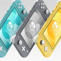 Nintendo announces new Switch Lite console