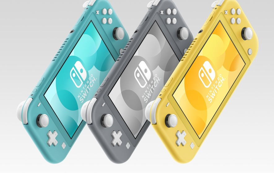 Nintendo Announces New Switch Lite Console The Irish News